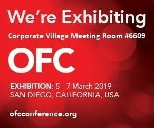 Hilight Semiconductor exhibiting at OFC March 2019 in San Diego, USA